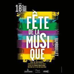 La Fête de la Musique 2016 à Rambouillet