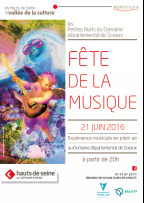 Fête de la musique 2016 à Sceaux