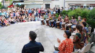 Fête de la Musique 2016 à Clamart