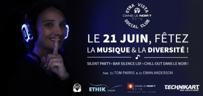 Fête de la Musique 2016 : Silent Party