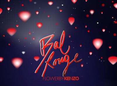 Fête de la Musique 2016 : Le Bal Rouge Flower by Kenzo