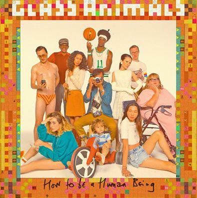 Glass Animals en concert à l'Elysée Montmartre de Paris en novembre 2016
