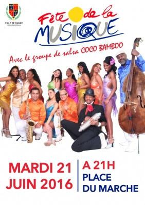 Fête de la Musique 2016 à Dugny