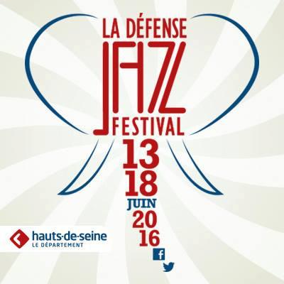 Défense Jazz Festival 2016 et ses concerts gratuits
