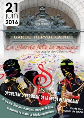 La Garde fête la musique 2016 au Quartier des Célestins