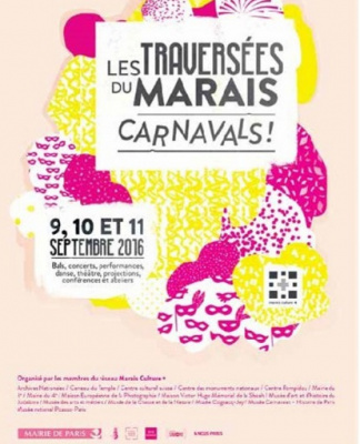 Festival Les Traversées du Marais 2016 à Paris : dates et programmation
