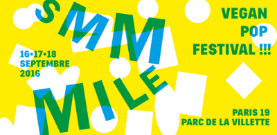 Smmmile : Vegan Pop Festival à Paris