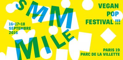 Smmmile : Vegan Pop Festival à Paris