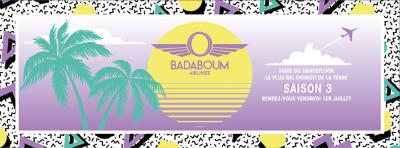 Badaboum Airlines 2016
