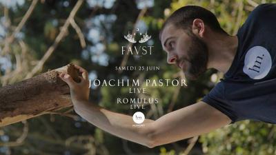 Joachim Pastor et Romulus au Faust