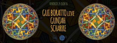 Gui Boratto en live au Zig Zag Club
