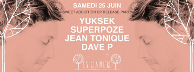 Yuksek, Superpoze et Jean Tonique à La Clairière