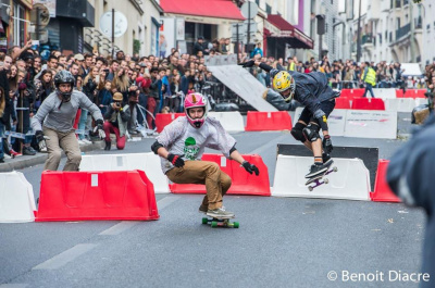 Ménil'Descente - Boardercross de Paris 2016