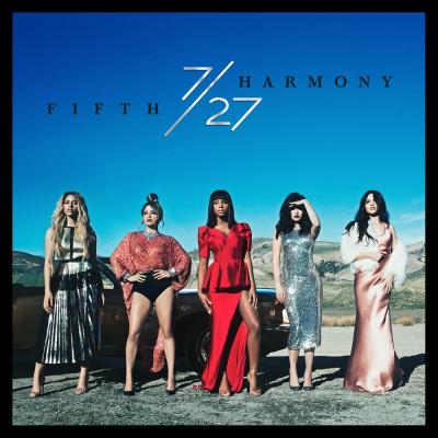 Fifth Harmony en concert au Zénith de Paris en novembre 2016