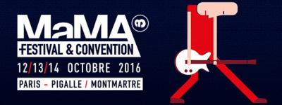MaMa 2016 à Paris : dates, programmation et réservations