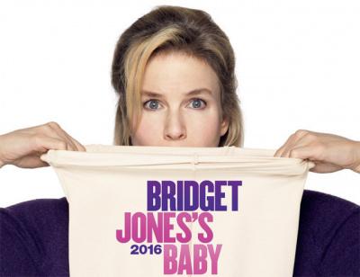 Bridget Jones Baby en avant-première au Grand Rex de Paris