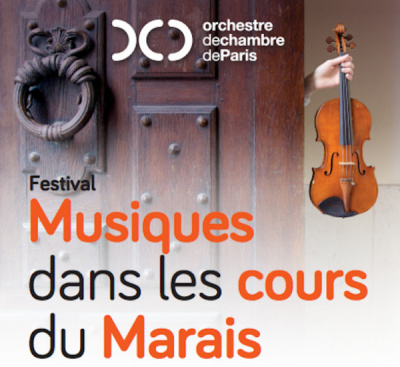 Musiques dans les cours du Marais 2016