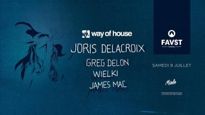 Way Of House au Faust avec Joris Delacroix