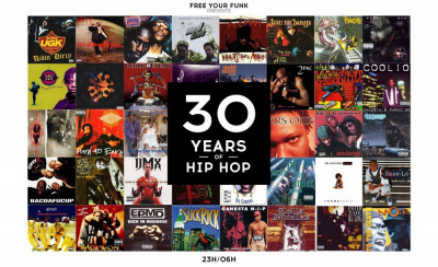 Free Your Funk : 30 ans de Hip Hop à La Bellevilloise