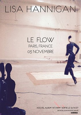 Lisa Hannigan en concert au Flow