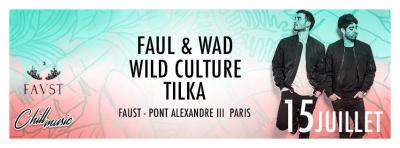 Faul & Wad au Faust
