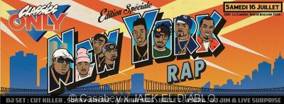 Classics Only Speciale New York Rap à La Clairière