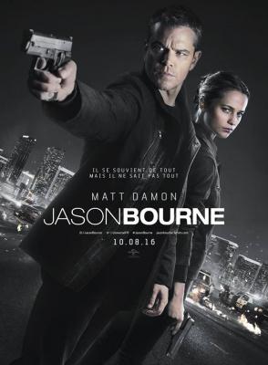 Jason Bourne en avant-première au Grand Rex de Paris