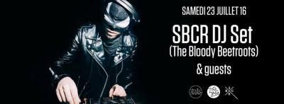 SBCR en DJ Set au Zig Zag Club