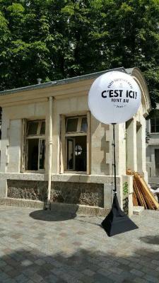 Point Bar : le bar éphémère du Paris Quartier d'été 2016