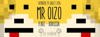 Mr. Oizo à La Clairière