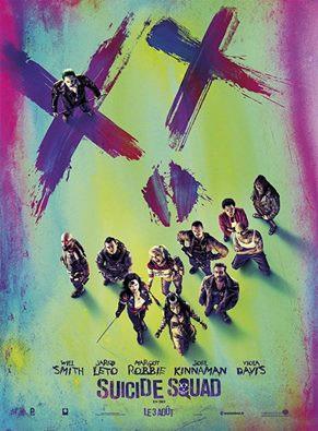 Suicide Squad en avant-première au Grand Rex de Paris