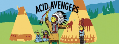 Acid Avengers fait sa rentrée au Batofar