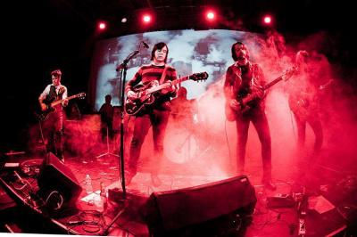 The Warlocks et Dead Rabbits en concert à Petit Bain en septembre 2016