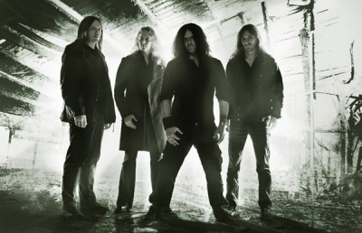Kreator, Sepultura et Soilwork en concert au Bataclan de Paris en 2017