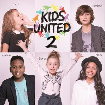 Kids United en showcase à la Fnac Saint Lazare