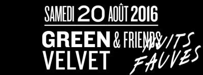 Green Velvet & Friends au Club Nuits Fauves