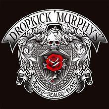 Dropkick Murphys en concert au Zénith de Paris en 2017