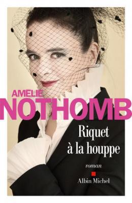 Amélie Nothomb en dédicace à Paris