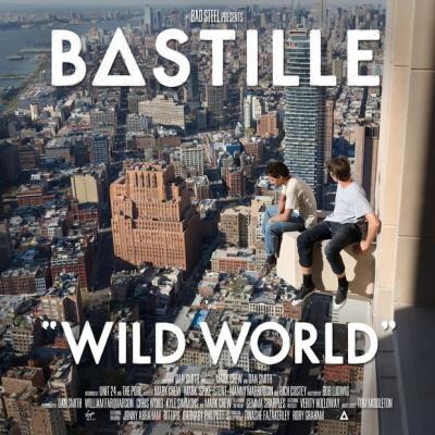 Bastille en concert au Zénith de Paris en 2017