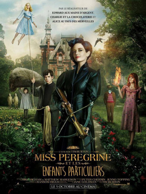 Miss Peregrine et les Enfants Particuliers en avant première au Grand Rex de Paris