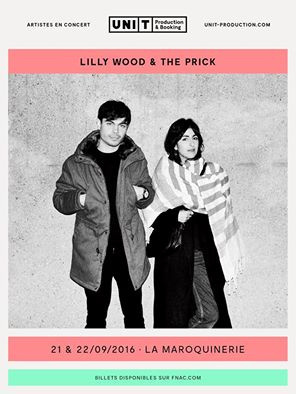 Lilly Wood & The Prick en concerts La Maroquinerie de Paris