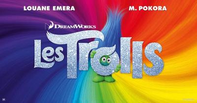 Les Trolls en avant-première officielle au Grand Rex de Paris