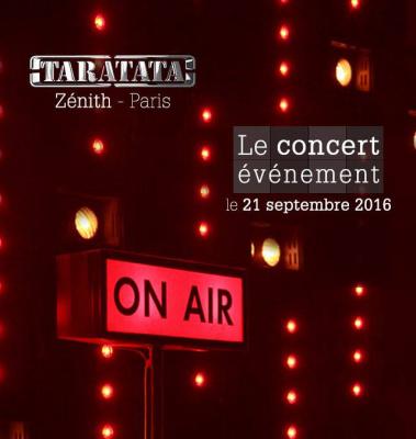 Taratata de retour au Zénith de Paris le 21 septembre 2016