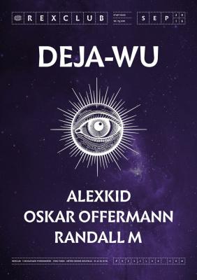 Deja-Wu au Rex Club avec Randall M