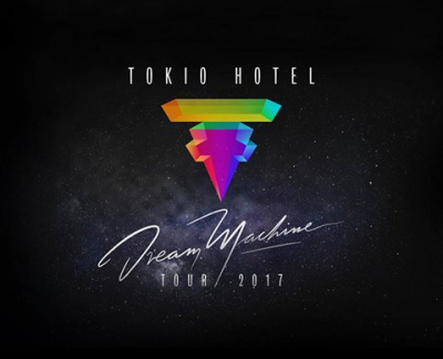 Tokio Hotel en concert à l'Olympia de Paris en 2017