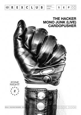 Zone Records au Rex Club avec Monojunk