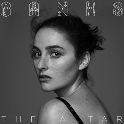 Banks en concert à La Cigale de Paris en 2017