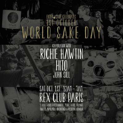 Enter Sake Celebrates World Sake Day au Rex Club
