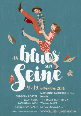 Blues sur Seine 2016 : dates, programmation et réservations