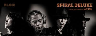 "Jeff Mills présente ""Spiral Deluxe"" au Flow"